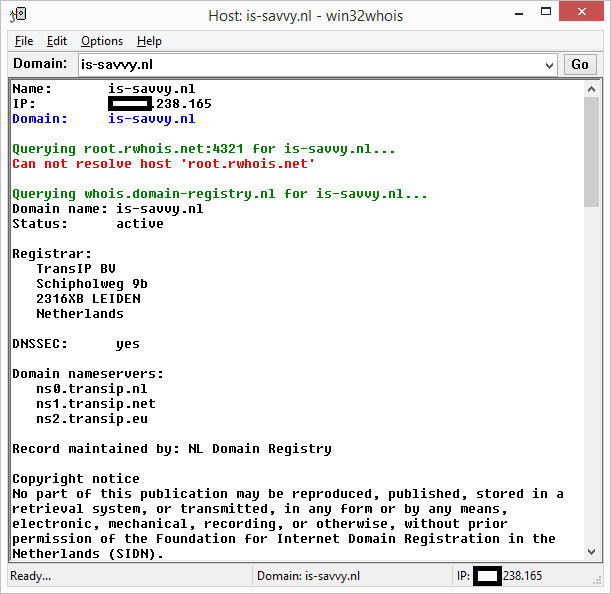 win32whois
